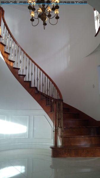Menu service de peintre résidentiel