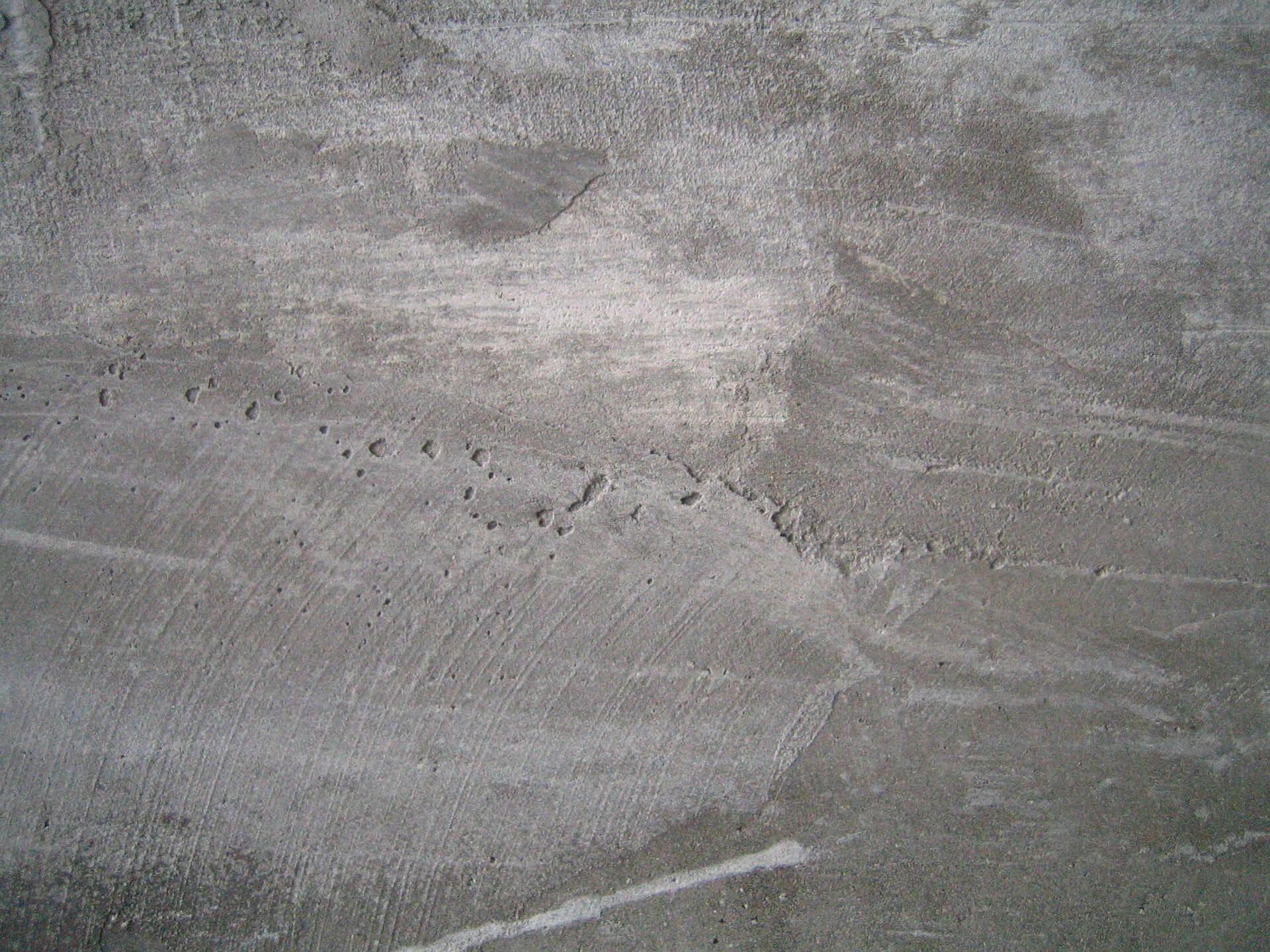 Plancher de béton peinture